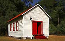 First African Baptist Church, Cumberland Island National Seashore, Photo Courtesy of the US National Park Service